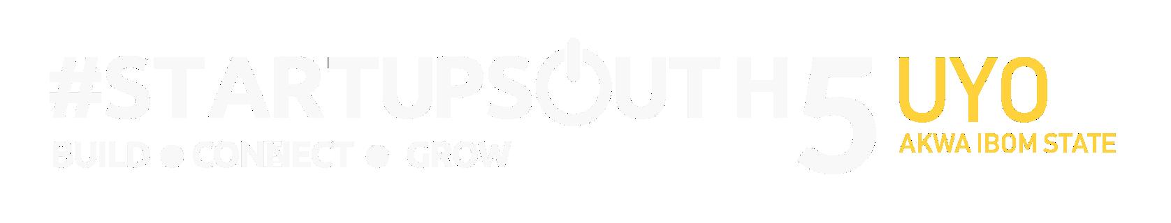 #StartupSouth5 Logo